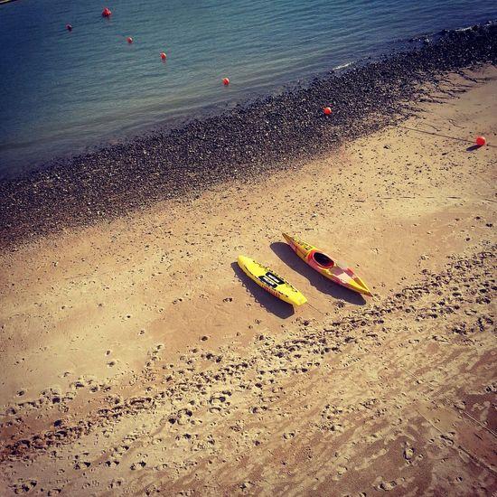 Being A Beach Bum Enjoying The Sun Canoe EyeEm Best Shots