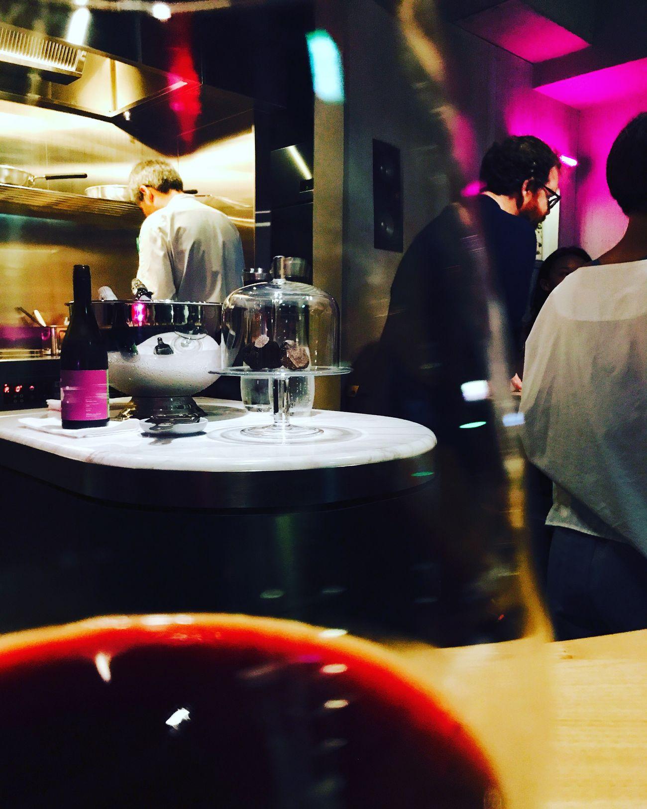 One Dish , One Wine , One Artist