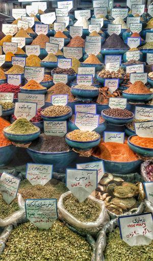 Vakil Bazzar Shiraz, Iran Iran Shirazlover Vakil Bazar ایران عطاری ادویهجات