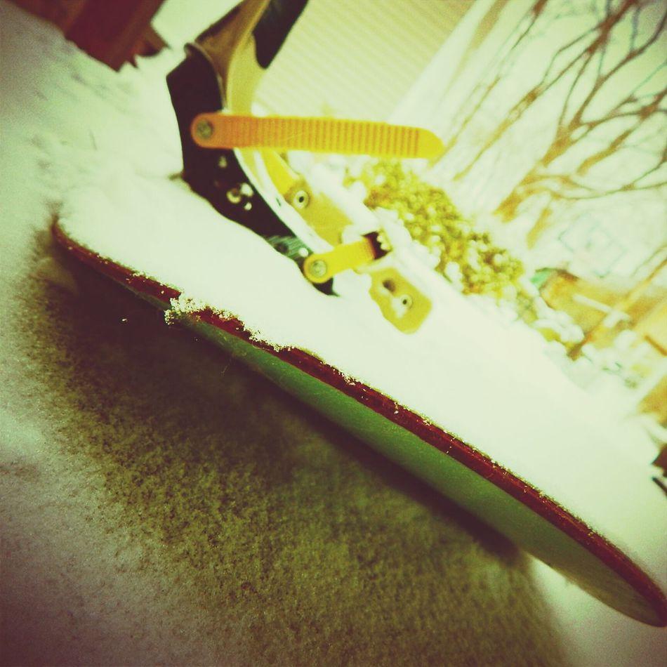 snowboardings pretty cool