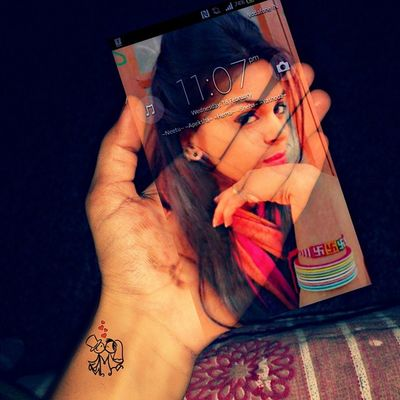 Picsart Hands In Frame Editingmood Little That's Me :) Sony Xperia