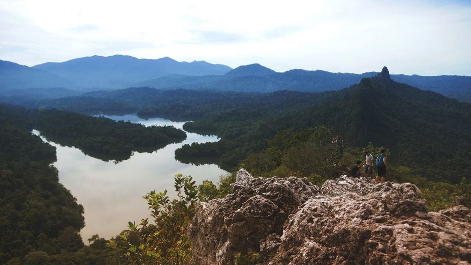 Bukit Tabur, Selangor, Malaysia. Wouldn't want to say it is easy but it's not difficult either. You might need to stretch out a little bit before climbing. Taburhill Selangor Malaysia Hill Dam Nature_collection Hiking Check This Out Taking Photos Traveling Eye4photography  The Week Of Eyeem The Great Outdoors With Adobe The Great Outdoors - 2016 EyeEm Awards Nature's Diversities