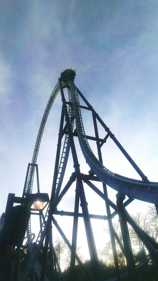 Six Flags Six Flags Magic Mountain Roller Coaster Coasters
