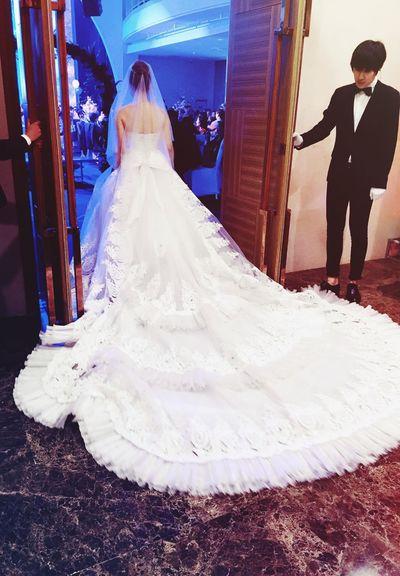 The Wedding dress First Eyeem Photo