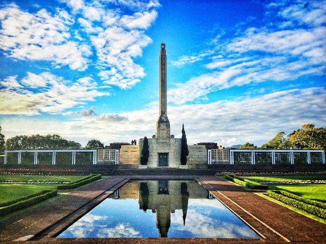 Sight seeing and proving I'm right once again Deadpeople Tomb Auckland Sightseeing