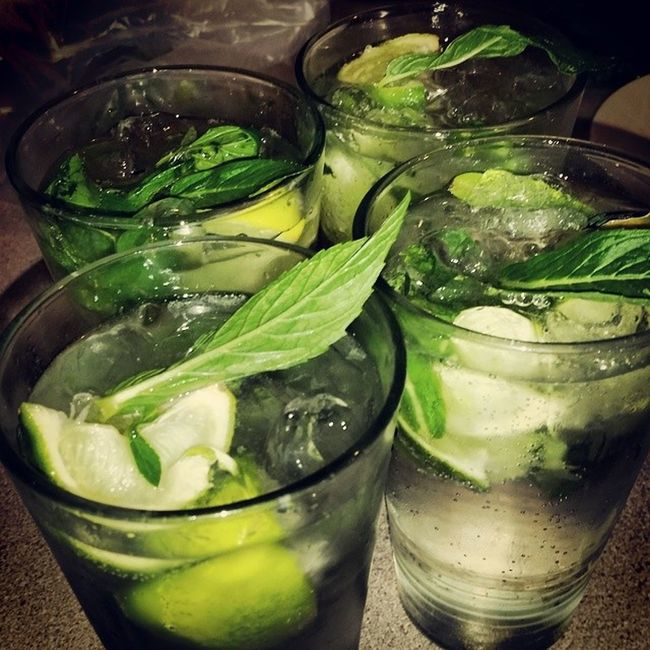 Can make mojitos! Mojito Mondaysaintbad Tuesdaysare