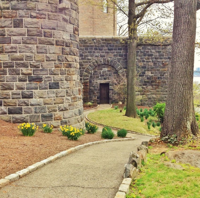 Fort Tryon Museum in The Cloisters, New York City Fort Tryon Park The Cloisters