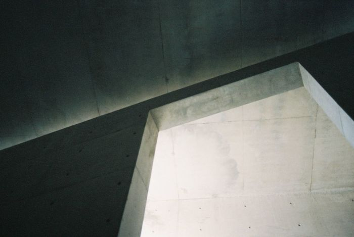 Taken at the Church of Light by Tadao Ando Architecture Background Church Concrete Day Indoors  Japan Light Monotone No People OSAKA Singapore Tadao Ando TADAOANDO Travel First Eyeem Photo