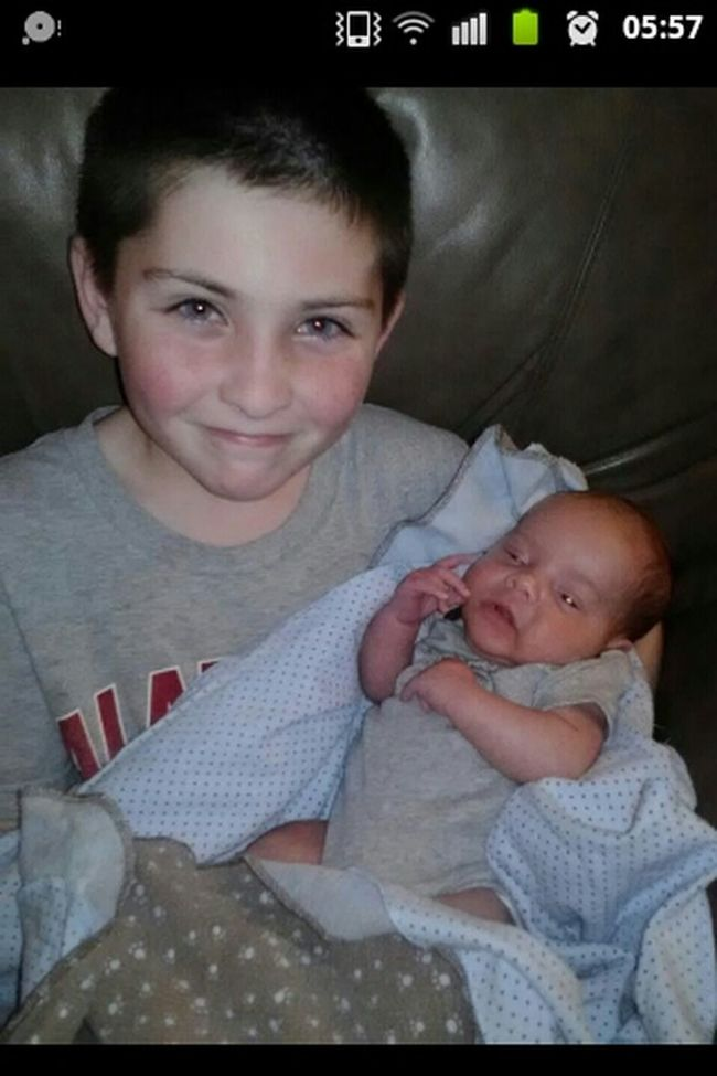 my nephews!
