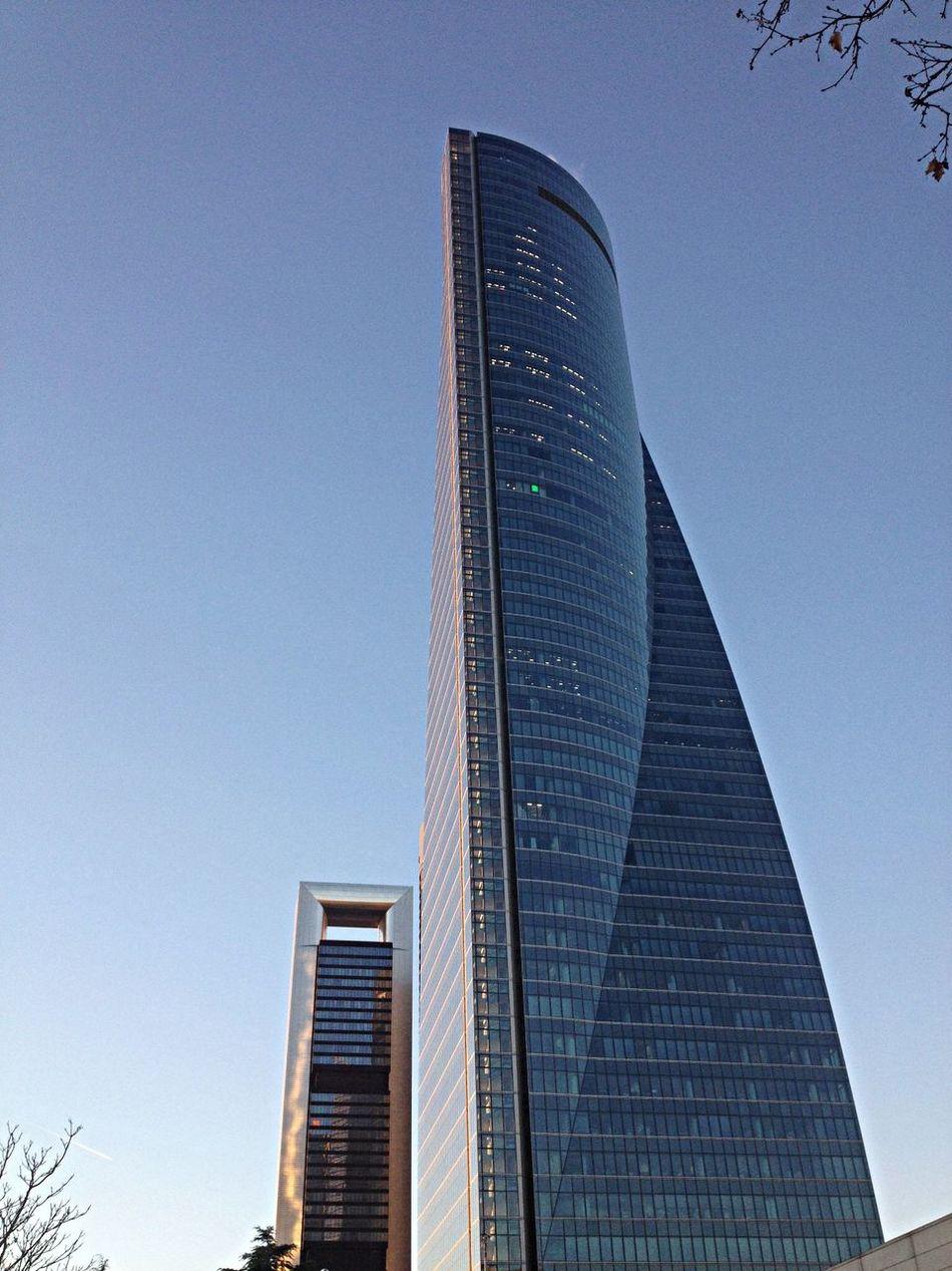 Torre Espacio - Madrid