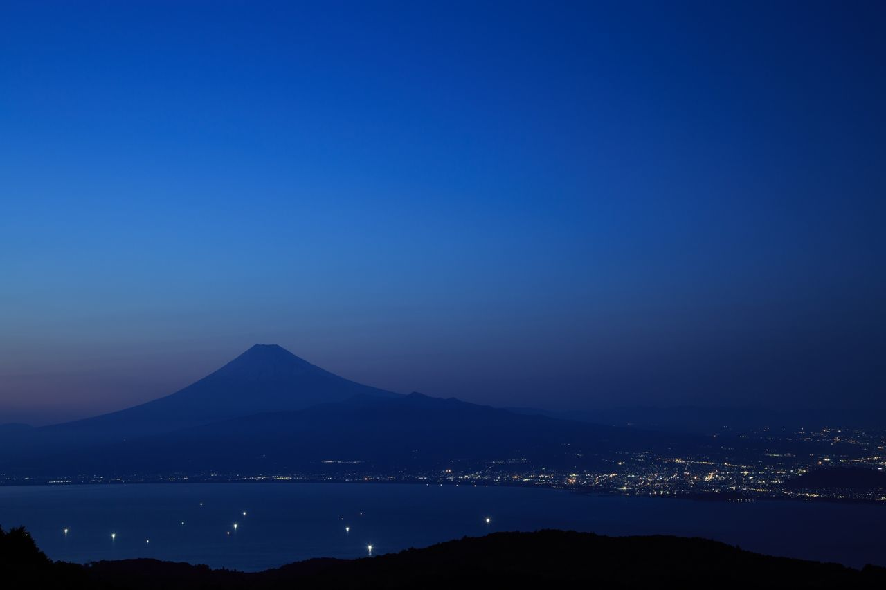 Landscape_Collection Mt.Fuji Nightphotography Skyporn