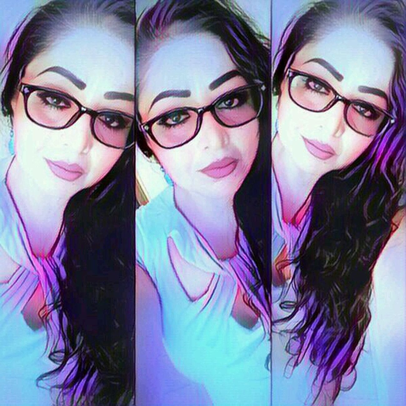 Eyeglasses  Me JustMe Curly Hair ❤ Justme ❤ Je T Aime ❤❤ Long Hair Eyeglasses  Glasses👌 Bye ✌ Friendship Make-up Hi Glasses See You Soon Portrait Smiling Day Only Women One Woman Only Adult Adults Only Young Adult Young Women People