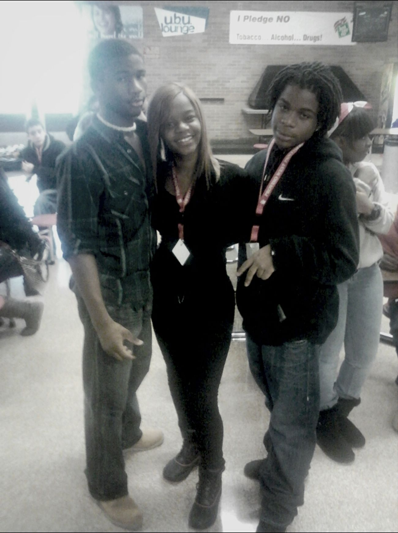 Darius me && my ex baby (: