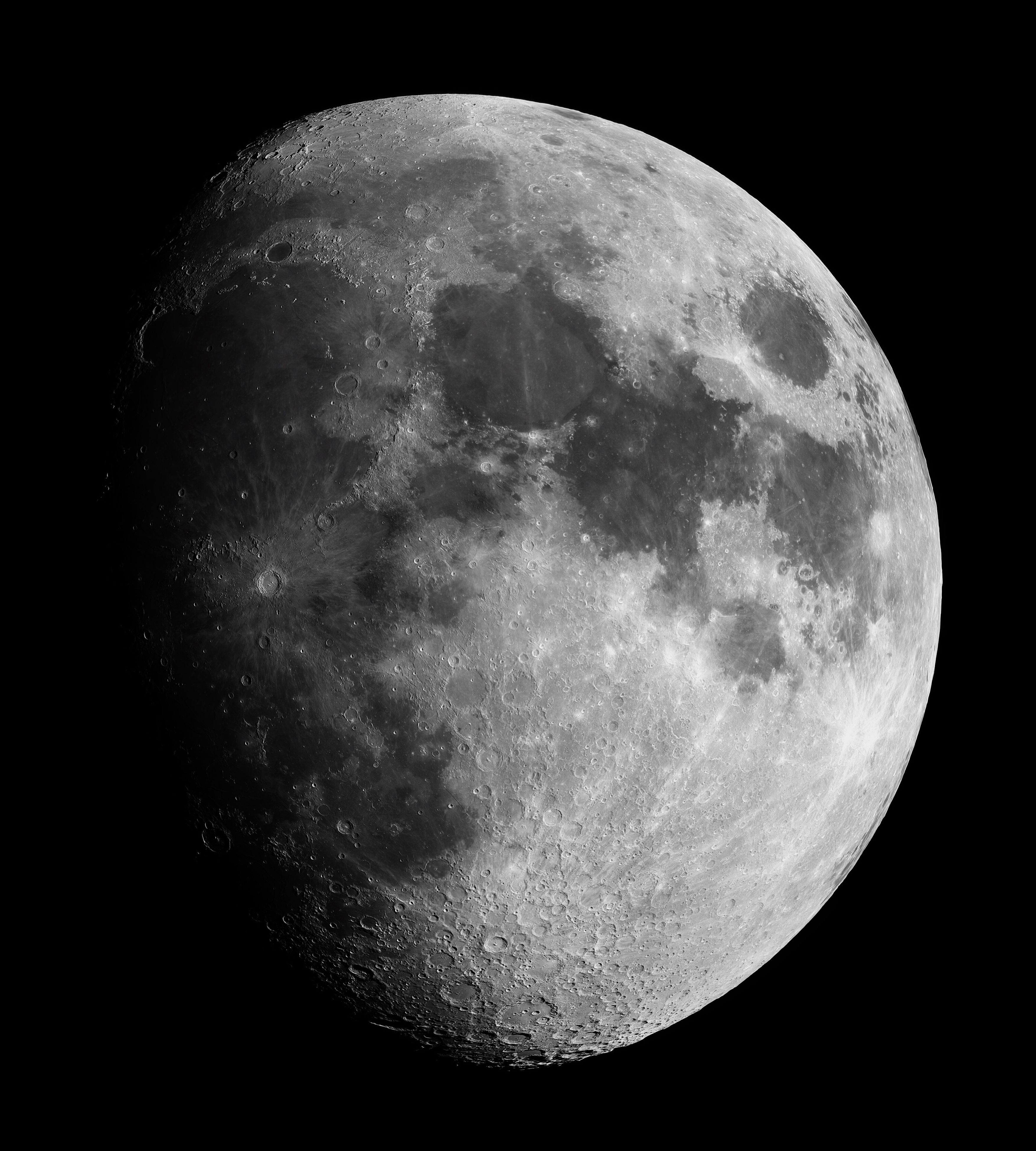astronomy, night, circle, sphere, dark, black background, moon, moon surface, discovery, space exploration, low angle view, full moon, planetary moon, studio shot, close-up, exploration, space, shape, copy space, sky