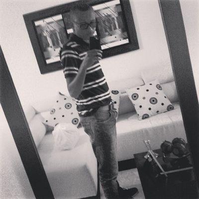Me Black and White Cool Photo fun funny✌✌