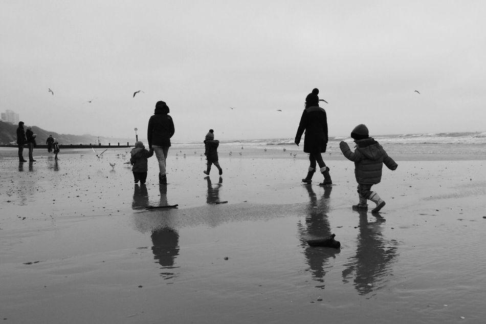 Beautiful stock photos of muttertag, Beach, Day, Enjoying, Leisure Activity