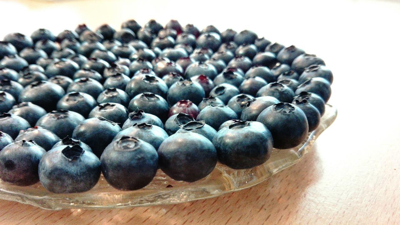 Beautifully Organized Food Nice Blueberries Comidas Fruta Bonito Rico Azul Blue Photography Fotografia