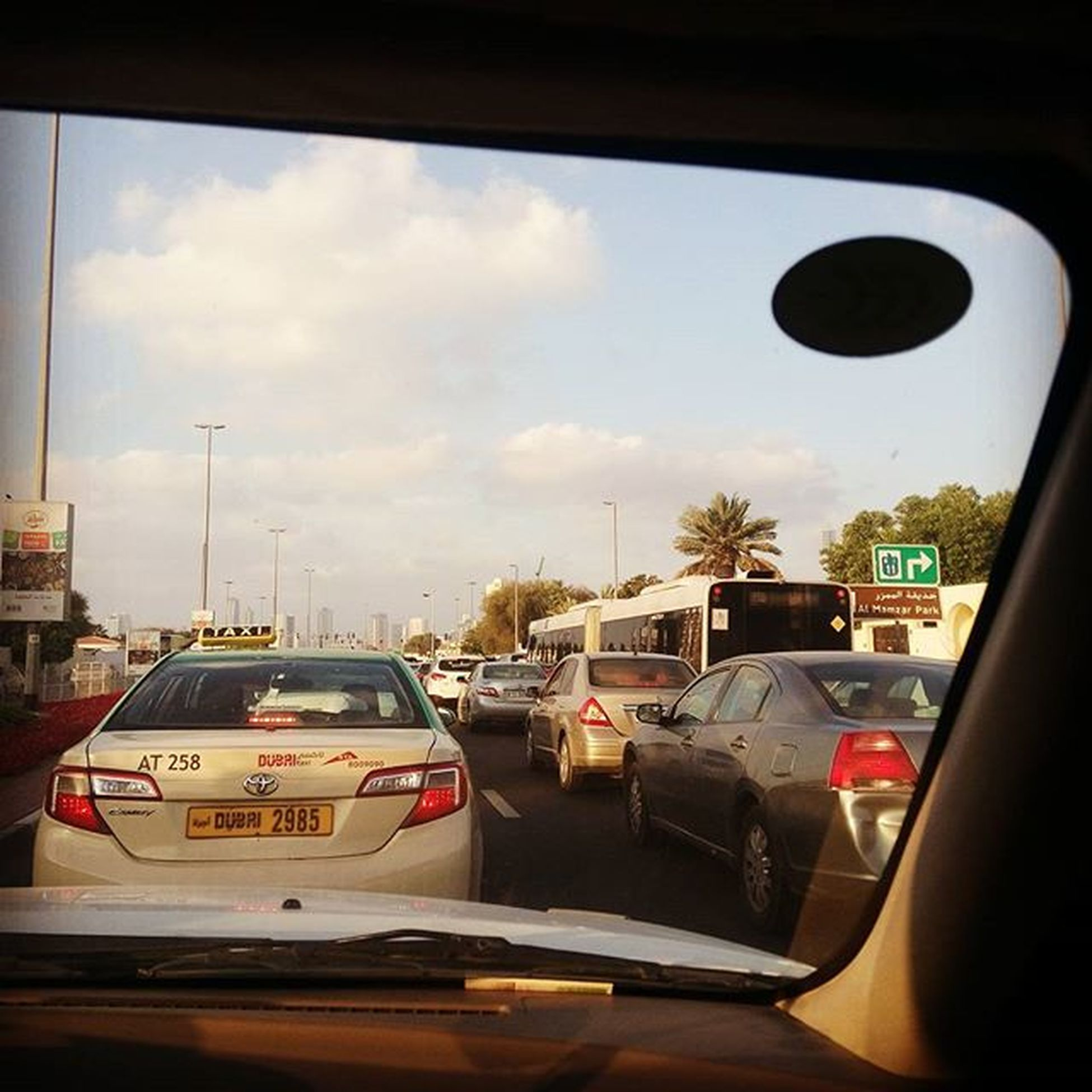 Every day story.. Trafficjam Dubaitraffic Stuckintraffic Outdoorwork Outdoorlife Instamood Instapic Instadaily Instalovers Instadrives