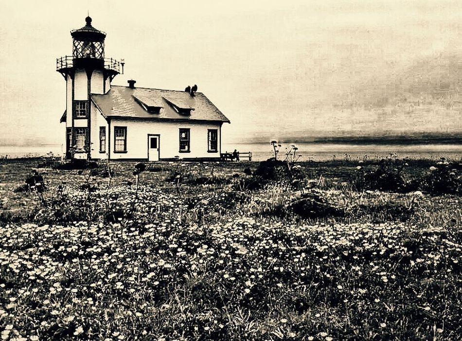 Point Cabrillo Mendocinocounty California Lighthouse