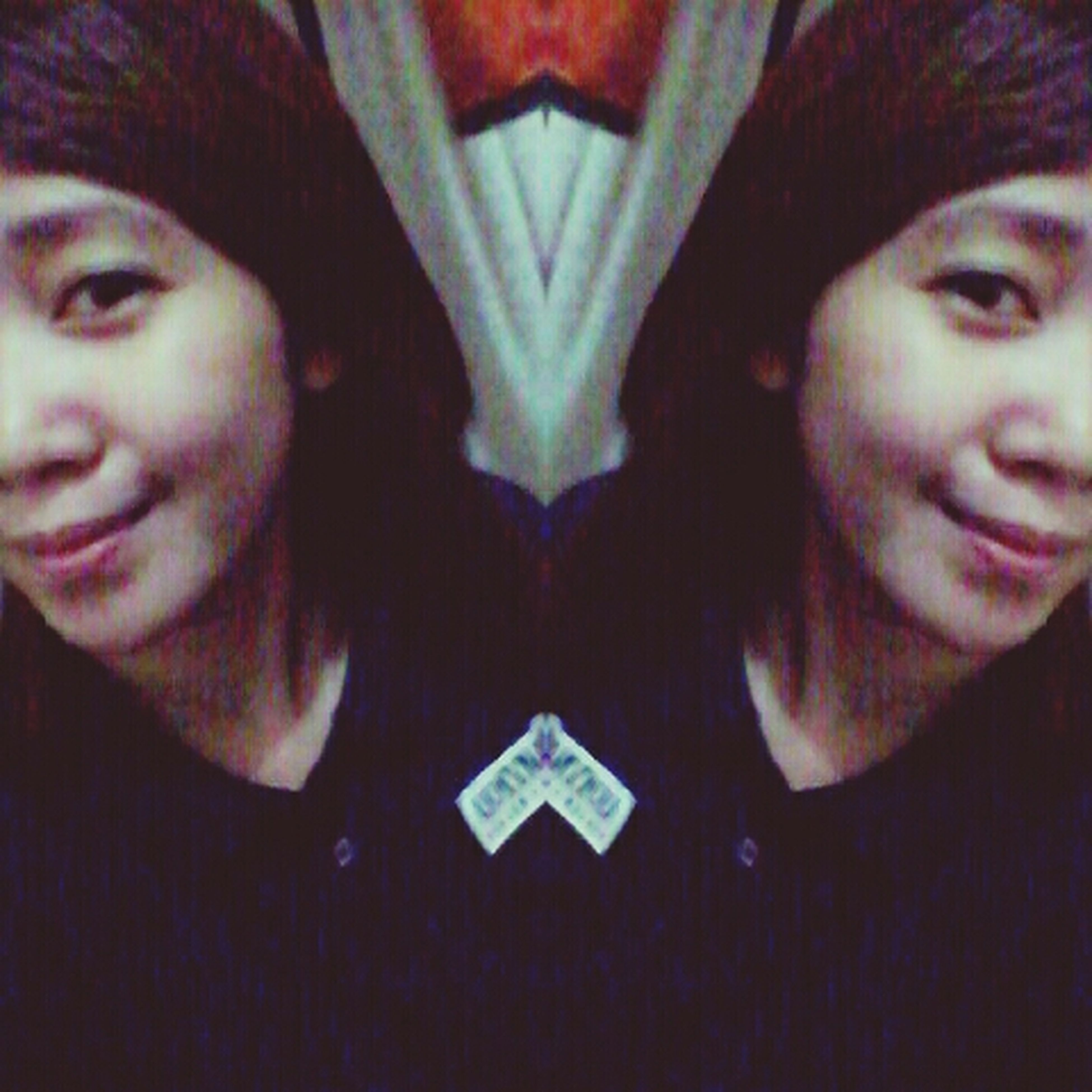 First eyeem selfie photo. Hihi