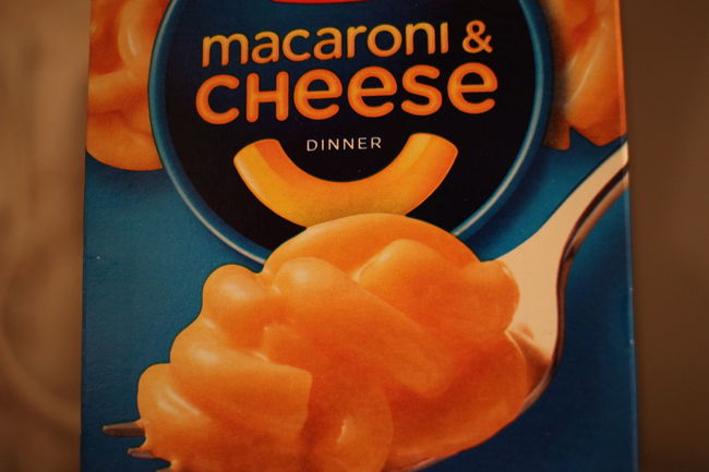 Close-up Food Mac N Cheese Macaroni And Cheese Pasta Product Photography Text