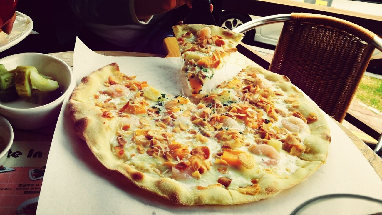 Food Pizza Italian Food @Bistromario