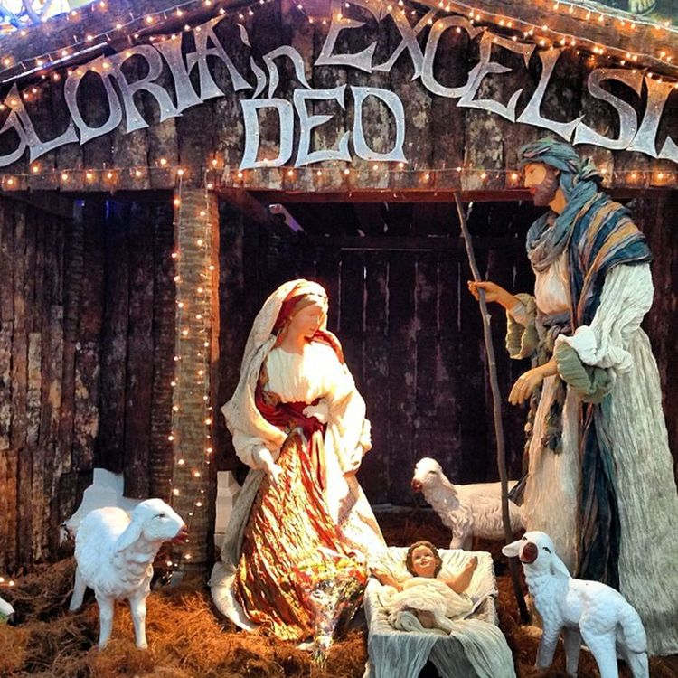 Nativity in KNHS Christmas Nativity Kamaynihesus Lucban quezon instapic instaplace instagram instagraphy themanansala photography manila milan newyork paris london ireland brazil rome
