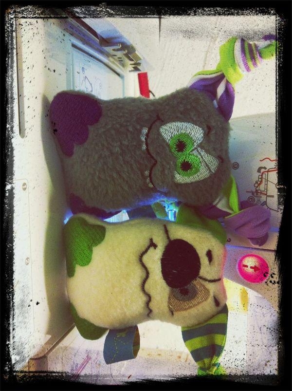 die Familie wächst stätig ;) Monster-Friends