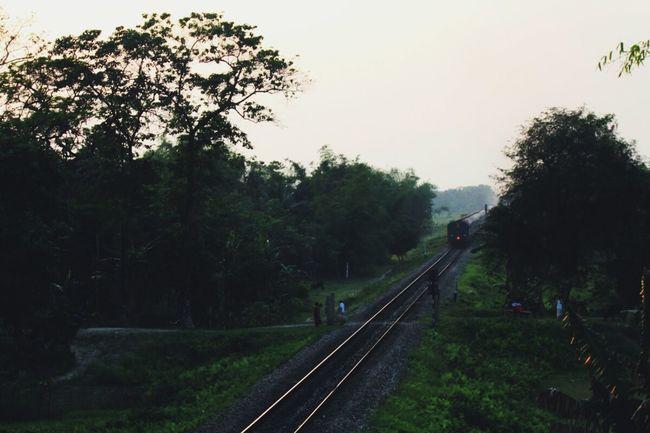 Lets Get Lost Train Early Morning Beauty Dawn EyeEmBestPics