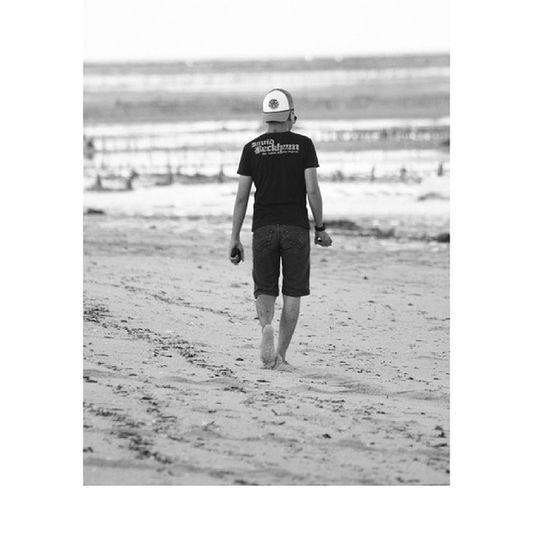 """""""Putih blum tentu Suci & Hitam blum tentu tdk baik"""" Smuanya tergntung dari mana, bagaimana, apa & di waktu sprti ap Nembrala Roteisland Rote Pantai beach vacation trip"""