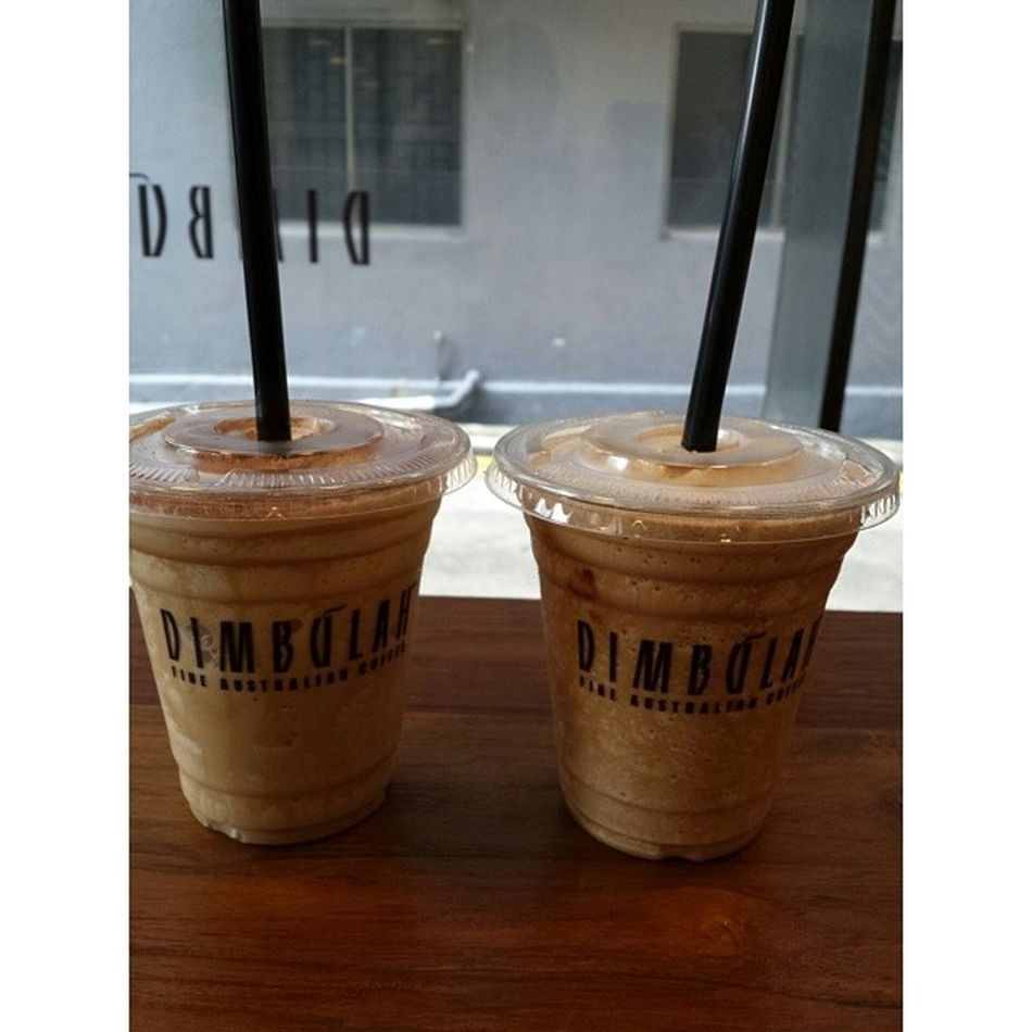 Finally got the chance to try Dimbulah!