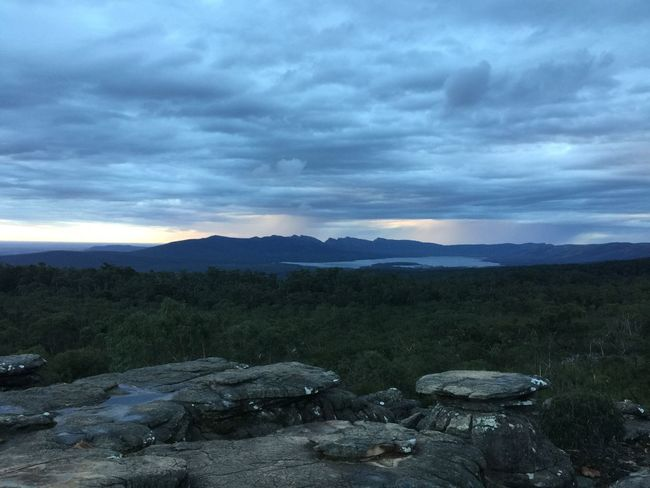 What A Sky! Look At That Beauty In Nature Scenics No People Outdoors Tranquility Landscape Nature Grampian National Park Australia Rural
