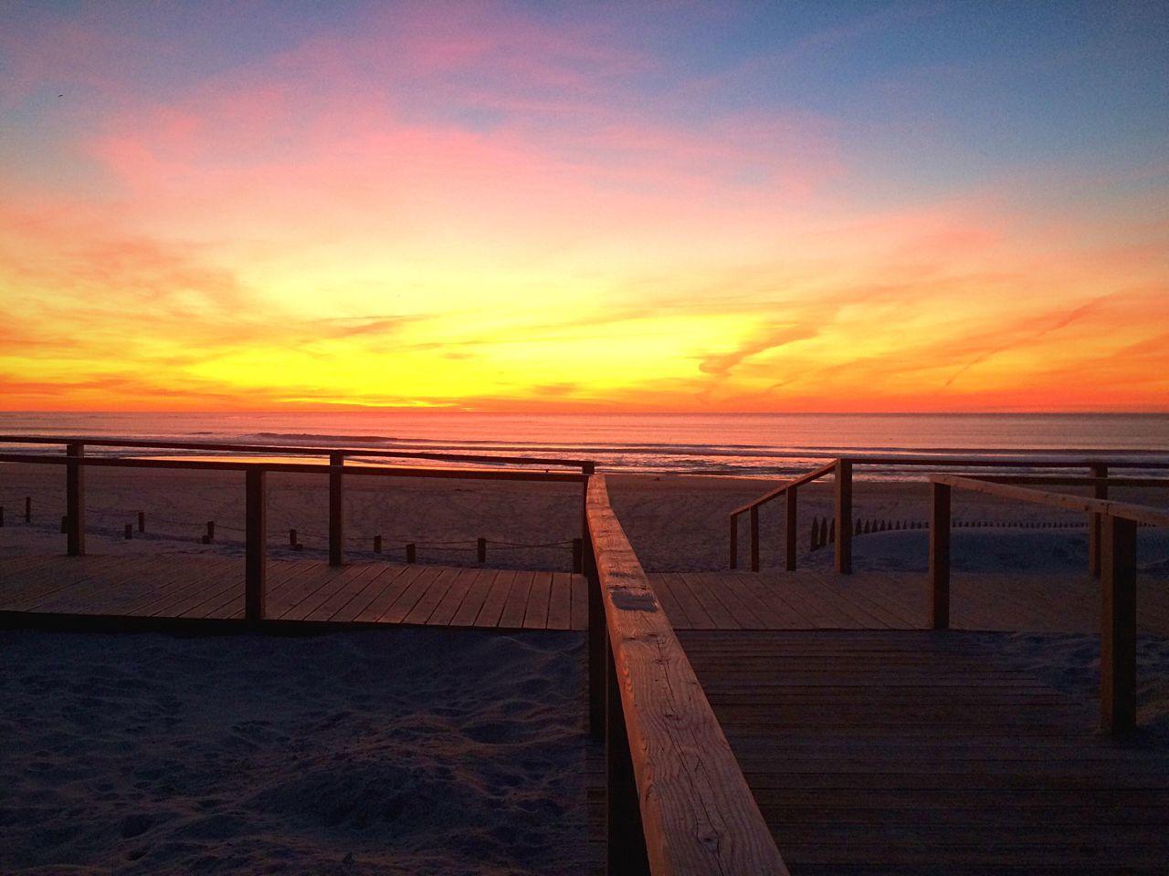 Bloody sky Sunset Aveiro Aftersurf Beachphotography Beach Sky Bloodysky RedSky Beautiful Sky