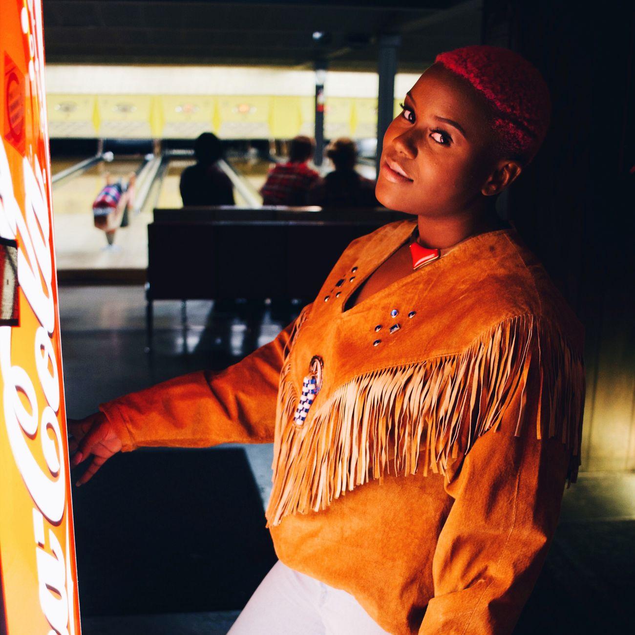 Portrait Leisure Activity Cocacola Pink Wild Soda Machine Bowling Alley Fun Night Beautiful Girl Fresh On Eyeem