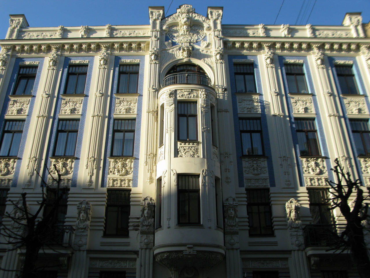 Art Gothic building to Riga - Latvia Architecture Building Exterior Built Structure Day Gothic Art Gothic Art Deco Latvia Low Angle View No People Outdoors Riga
