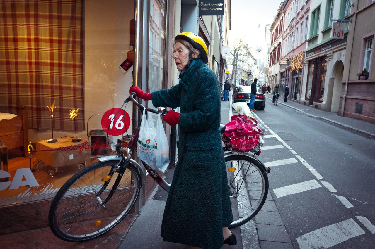 Colors My Commute Street EyeEm X Mashable - My Commute