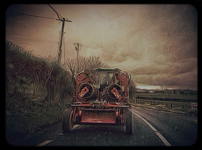 Tractor Wanderlust Photooftheday Clint Cline Made Me Do It