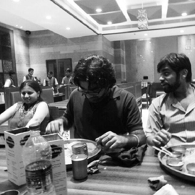 Maharajabhog Foodfun Friends Satisfactionafterfood