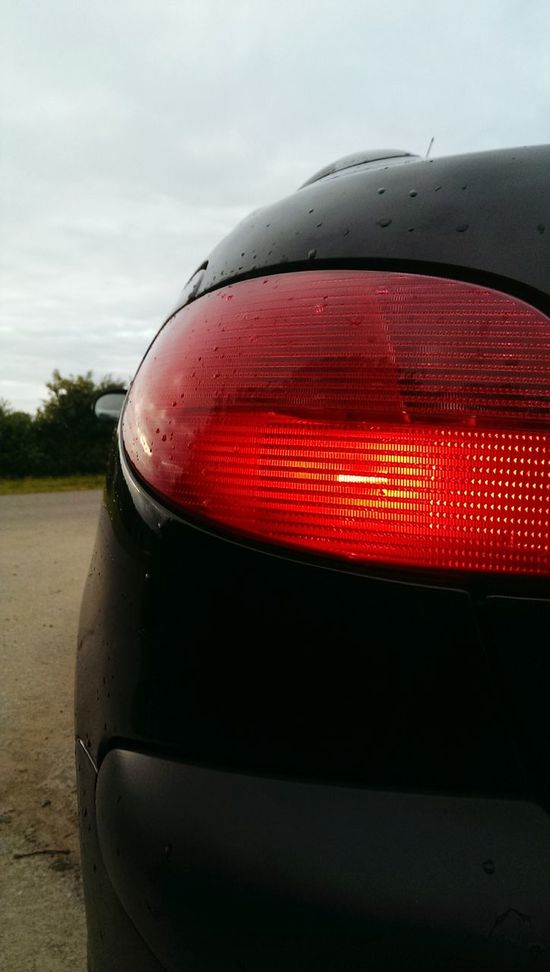 Rücklicht Auto