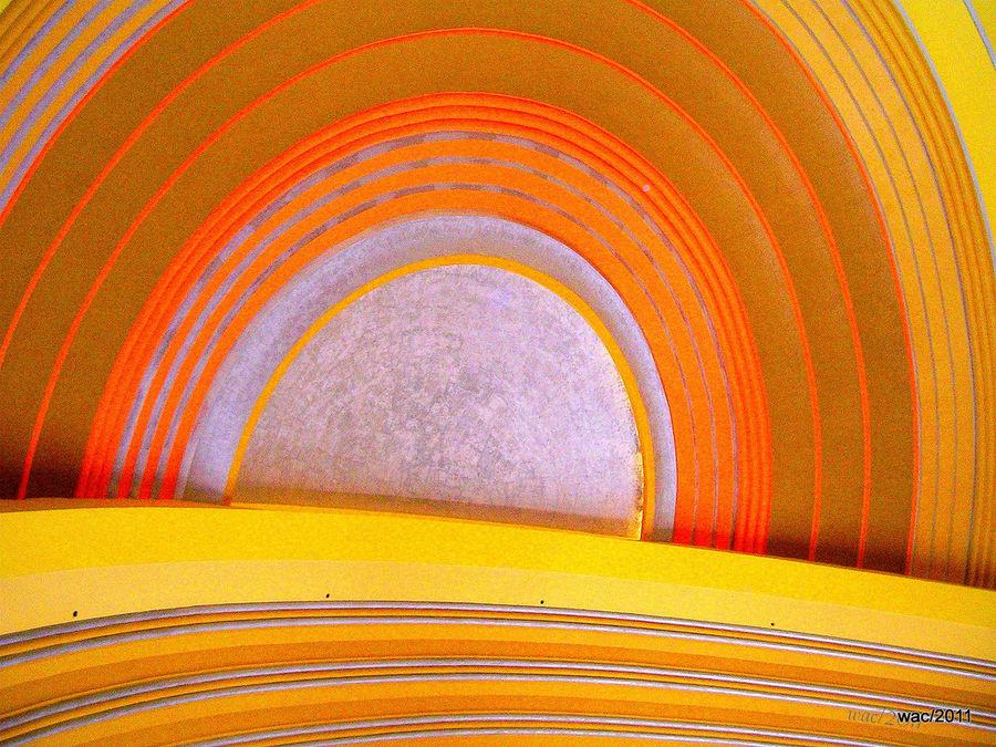 Abstractions In Colors Cincinnati Union Terminal