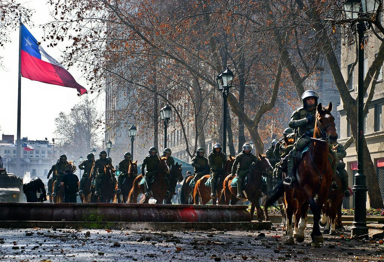 Service Animals Cavalry unit of special forces of Carabineros de Chile. Horses Horses Horses Anti Riot Police