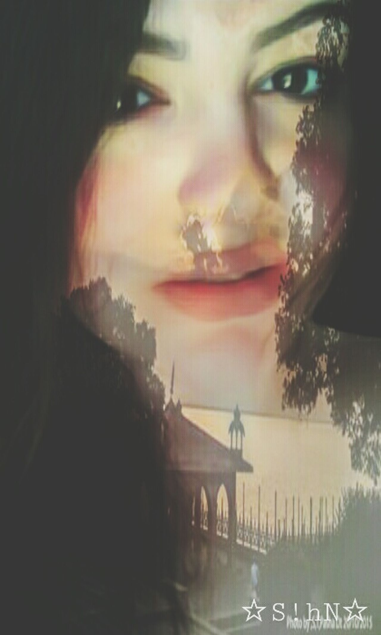 MYArtwork❤ Selfportrait My Photography EyeEm Best Edits Artistic Expression Double Exposure Freetoedit Drawstepbystep Artisticselfie