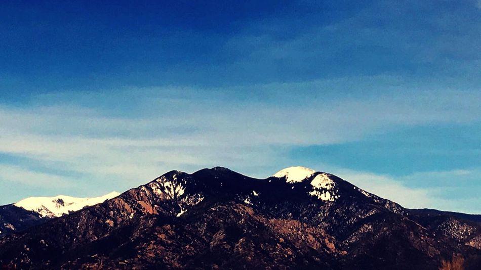 Mountain Rocky Mountains