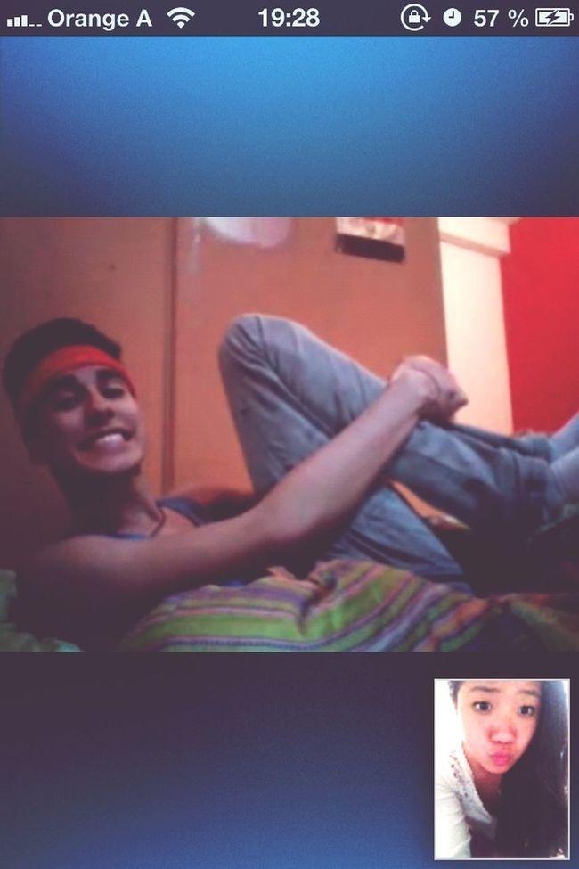 Noch ein skype foddo Skype Arabswag Asianswag Oida
