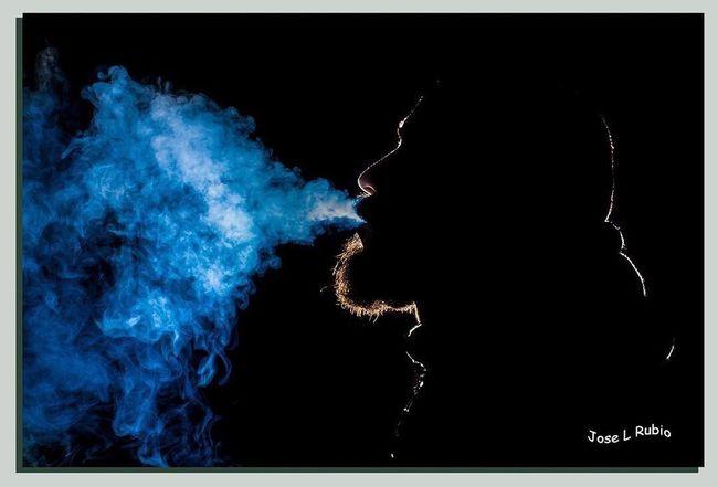 Pillado por el alumno! Foto de José L. Rubio Photographer JohnnyGarcía Colors Light Luz Retrato Portrait Portrait Of A Man  Contraluz