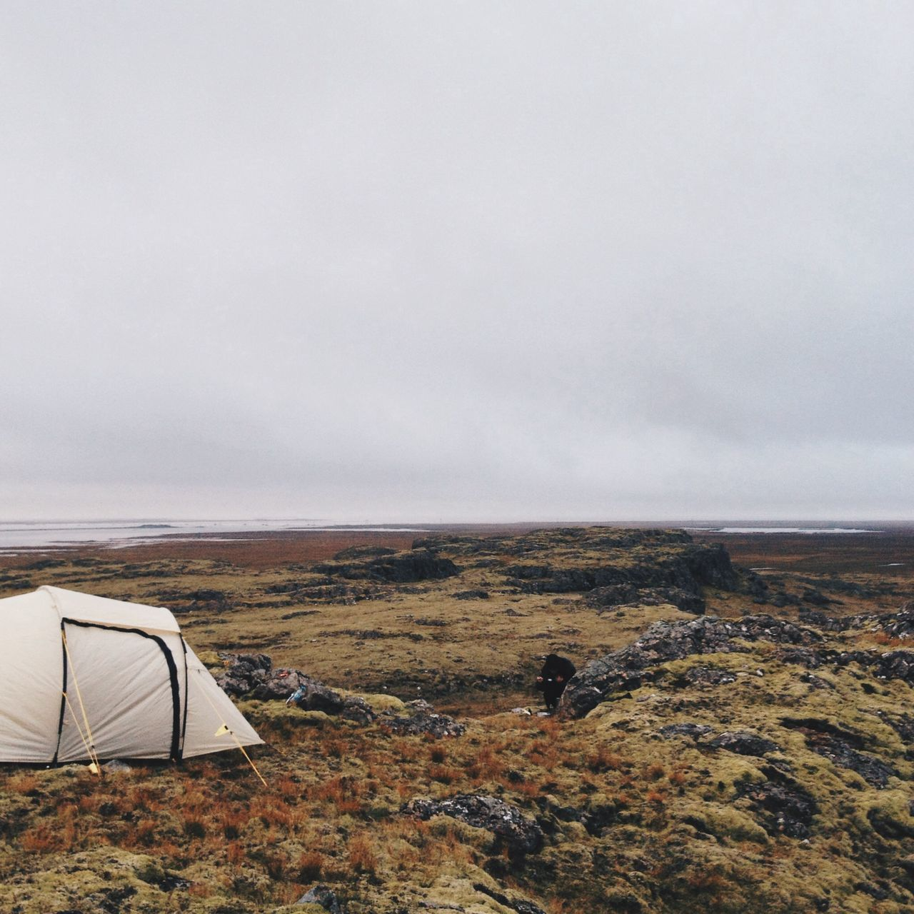 Beautiful stock photos of camping, Camping, Cloud, Copy Space, Day