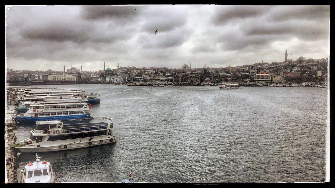 Istanbul Eminönü/ İstanbul Karaköy