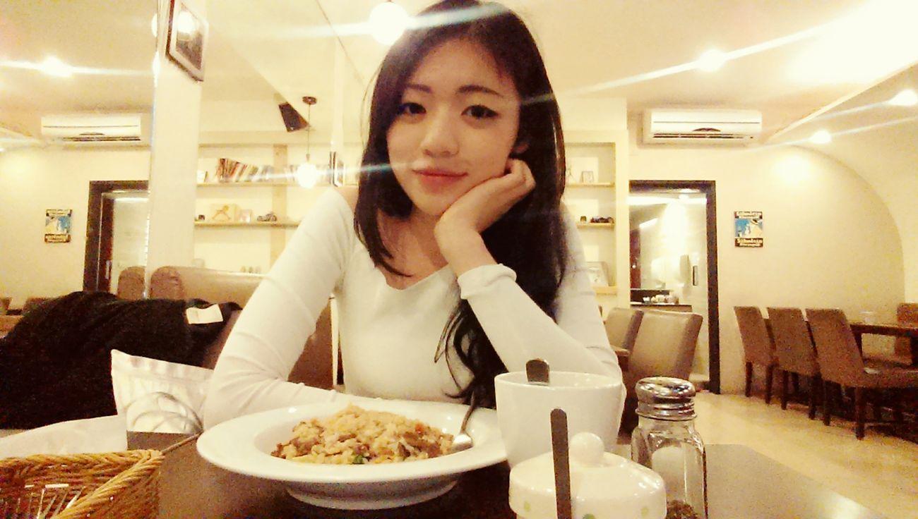 平價美食 ㄧ個人的午後(*˘︶˘*) Food Taking Photos Enjoying Life Happyhappyhappy