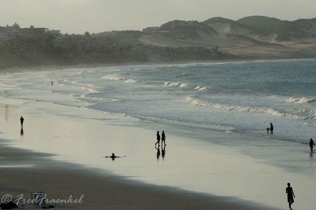 Cotovelo Beach