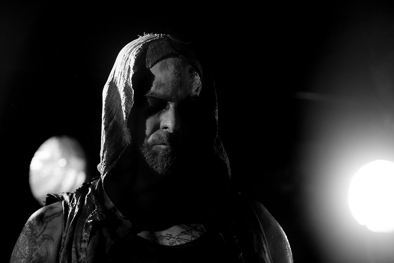 Primordial performing at the Festival Beyond The Gates in Bergen, Norway. Concert Photography Music Photography  Black Metal